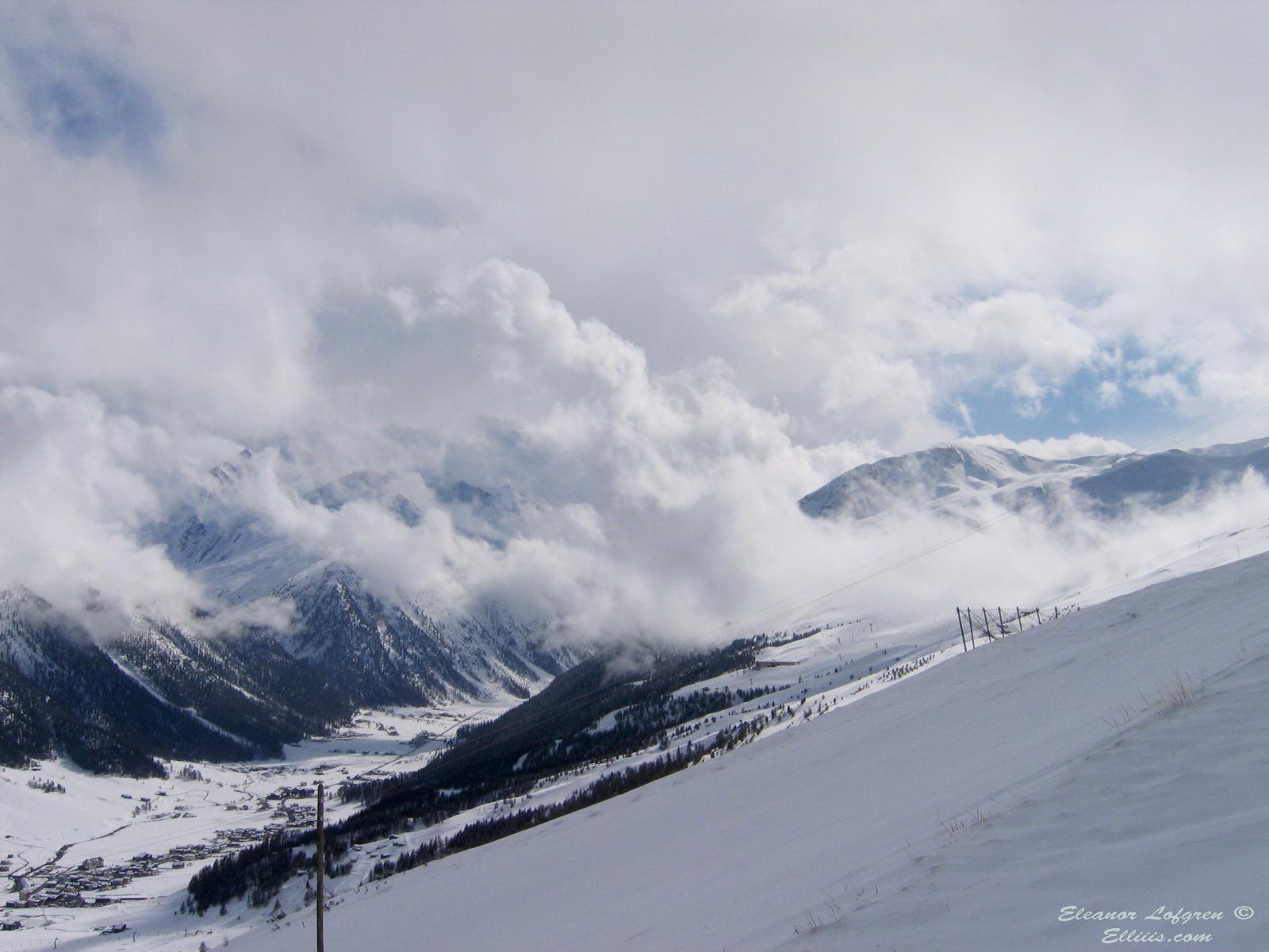 Livigno Mountain