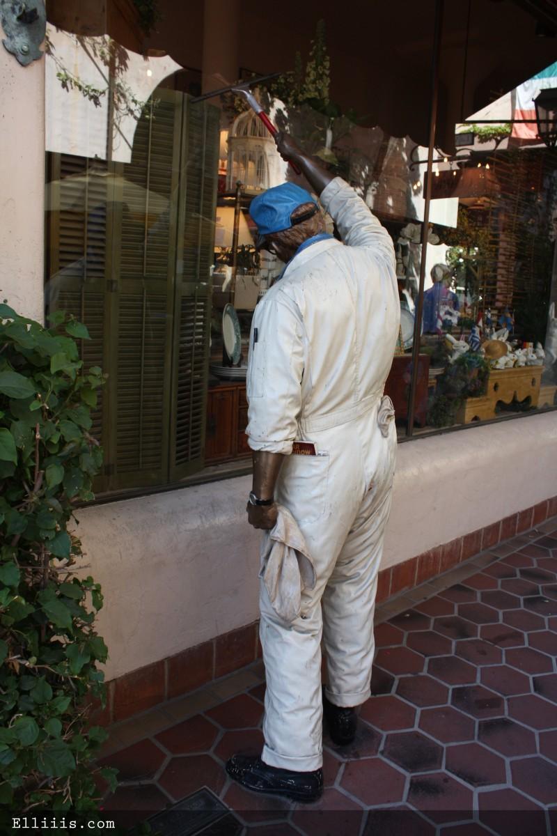 Mr window washer