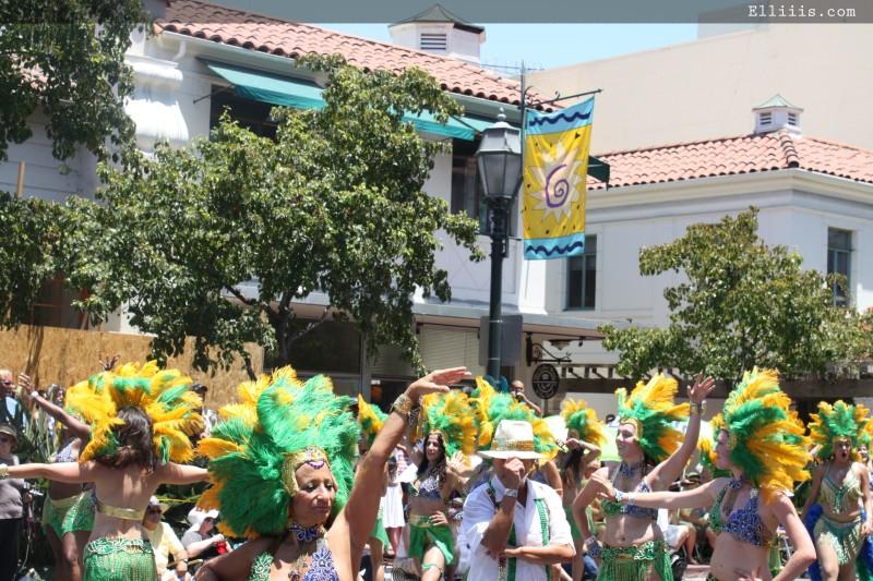 Summer solstice samba