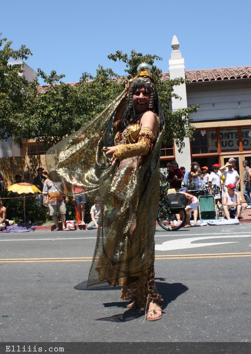 Summer solstice dance